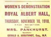 Emmeline Pankhurst: suffragette immortale.
