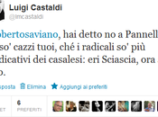 Roberto Saviano accusato concorso esterno
