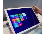 Panasonic presenta tablet pollici UltraHD