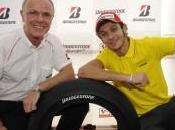 Valentino Rossi continua collaborazione Bridgestone