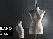 Gennaio Milano tinge 'WHITE'
