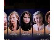 Oscar, sono candidate: Jessica Chastain, Jennifer Lawrence, Naomi Watts…