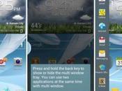 Rilasciato l'aggiornamento Android 4.1.2 Samsung Galaxy Note
