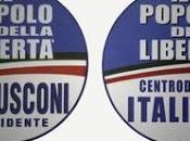 """...e simbolo scritta """"Berlusconi Presidente""""."""