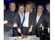 Paolo Conticini, compleanno Sica, Banfi, Serena Autieri…