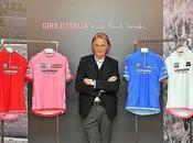 Maglia rosa 2013 firmata presentata Paul Smith