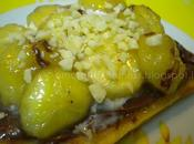 Ricette espresse: Waffle banana
