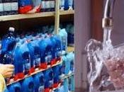 Acqua minerale acqua rubinetto?