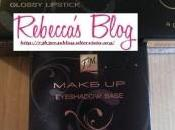 Review: Eyeshadow Base Glossy Lipstick Peachy Rose Group