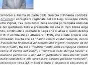 """Parma pulita, Parma Stelle"""