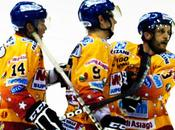 Hockey Ghiaccio: Derby veneto all'Asiago. Cortina ghiaccio dell'Odegar! Vito Romeo)