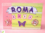 Scrapbooking Album completo pagine interne with pages from start finish