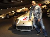 Primo giorno Mercedes Lewis Hamilton