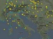 Traffic Flight Radar Aerei tempo reale