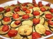 Patate, zucchine pomodorini forno