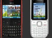 Lanciatii Nokia C2-01 X2-01