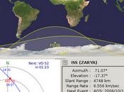 Gpredict software l'inseguimento satelliti, multi-modo, possibilità gestire radio rotori d'antenna.
