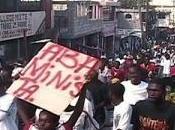 Aiutare Haiti Emergency Giornata elettorale minacciata colera dalle frodi