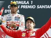 Hamilton Alonso: continua luna miele