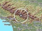 Terremoto Emilia Garfagnana
