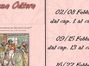 Gruppo Lettura Lydia Bennet's Story Segnalibro