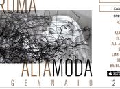 """Altaroma AltaModa: calendario romantiche """"rose"""" Giada Curti"""