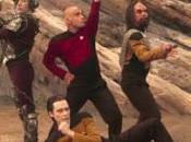 Bang Theory: giocando Star Trek deserto della California