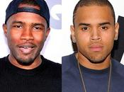 Chris Brown scazzotta Frank Ocean posto auto