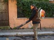 Cittadini volontari, resistenza antidegrado: foto report xiii decoro xviii municipio!