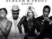 """Scream Shout"" Will.I.Am Britney Spears: remix ufficiale"
