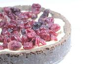 Wafer Cheesecake frutti rossi