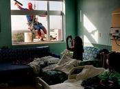 Spiderman regala sorrisi