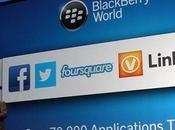 tutti gusti BlackBerry