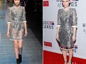 Kate Mara Dolce Gabbana 'House Cards' York Premiere