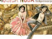 """note """"abbigliate"""" dall'orchestra Musica Nuda"""