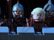 battaglia Fossa Helm rifatta LEGO