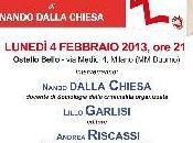 """2013-02-04 Nando dalla Chiesa presenta """"L'impresa mafosa Milano"""""""