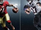 Super Bowl 2013, patch maglie 49ers Ravens