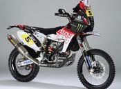 Husqvarna Team Speedbrain 2013 Dakar