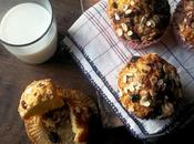 Muffin alla panna buon mattino