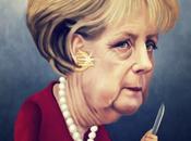 Angela pericolo! salafita tedesco minaccia Merkel