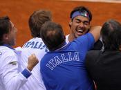 Coppa davis 2013, l'italia supera scoglio croazia