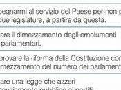 Berlusconi: ecco Patto Parlamentare.