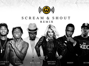 Will.i.am feat. Britney Spears chiunque Scream Shout: remix ufficiale