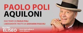 Aquiloni Paolo Poli