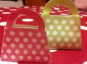 Paper gift bags ovvero...borsettine frou piccoli regali!