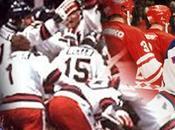 """miti dell'Hockey: """"Miracle Ice"""", leggendaria partita U.S.A U.R.S.S. delle olimipiadi 1980 Lake Placid"""