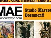 nuova pittura tedesca Documenti d'Arte Novecento Milano Arte Expo Fondazione Marconi