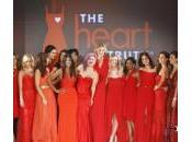 """York, """"Red Dress fashion show"""" apre settimana della moda"""