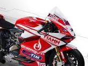 Team Ducati Alstare presenta nuova livrea della 1199 Panigale